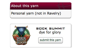 sock summit submit button