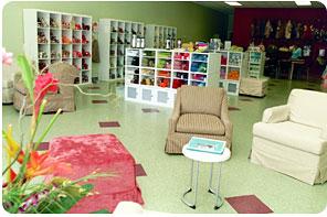 Unwind Shop Photo